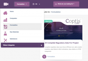 Coptis Video Learning now available in Coptis Lab